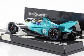 diecast miniatures NIO Sport 004 2018/2019 1:43