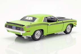 Modellautos Plymouth Barracuda AAR 1970 1:18