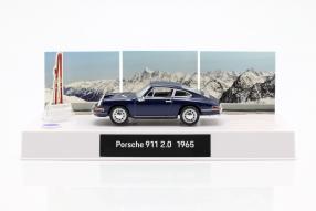 Adventskalender Porsche 911 2019 1:43