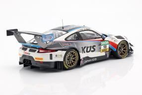 modellautos Porsche 911 GT3 R KÜS Team75 Bernhard 2018 1:18 Minichamps