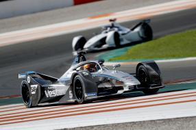 Mercedes-Benz in der Formel E / copyright Foto: Daimler AG
