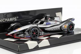 diecast miniatures Nissan Formel E Rowland 2018/19 1:43