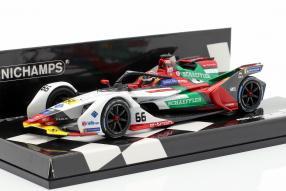 Daniel Abt Formel E FE05 1:43 Minichamps