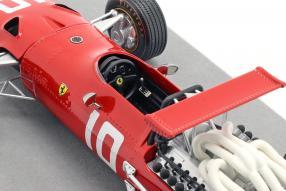 miniatures Ferrari 312F1/68 1968 Ickx 1:18