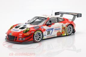 Porsche 911 GT3 R Frikadelli Racing 24h Nürburgring 2018 1:18
