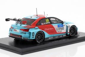 miniatures Audi RS 3 LMS WTCR 1:43