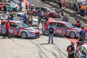 WTCR Hungaroring 2018, copyright Foto: Chris Garamvolgyi