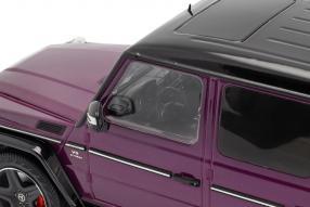 modelcars Mercedes-Benz G-Klasse W 463 1:18 iScale crazy colours