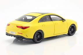modelcars Mercedes-Benz CLA C 118 2019 1:18