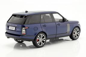 modellautos Land Rover Range Rover SV Autobiography Dynamic 1:18