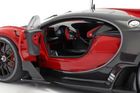diecast miniatures Bugatti Vision GT 2015 1:18