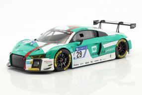 Audi R8 LMS Montaplast by Land Motorsport 2017 1:18