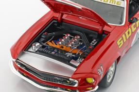 Ford Mustang Boss 302 1969 1:18
