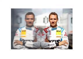 Klaus Bachler, Foto: Team75 Motorsport, Gruppe C Photography