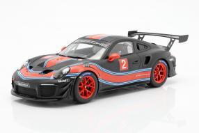 Porsche 911 GT2 RS Clubsport 2019 1:18