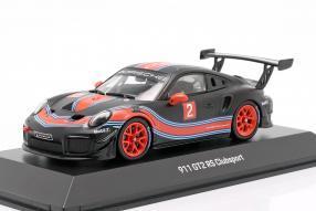 miniatures Porsche 911 GT2 RS Clubsport 2019 1:43