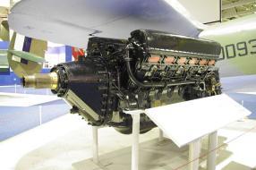 Rolls Royce R Flugmotor, copyright Foto Flickr Tataquaxx