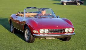 Fiat Dino 1967, copyright Foto: Rex Gray