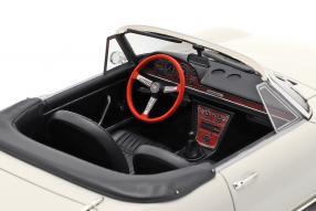 Modellautos Fiat Dino Spyder 1966 1:18