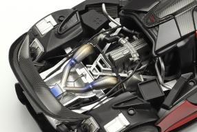 diecast miniatures McLaren P1 2013 1:18