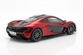 modelcars McLaren P1 2013 1:18