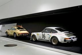 Porsche 934 im Porsche Museum Stuttgart, copyright Foto: Porsche AG