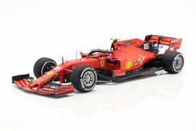 Ferrari SF90 2019 Leclerc BBR 1:18