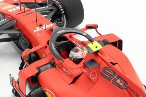 modelcars Ferrari SF90 2019 Leclerc BBR 1:18