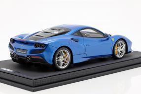 miniatures Ferrari F8 Tributo 1:18 BBR