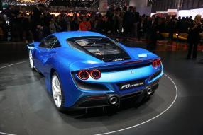 Ferrari F8 Tributo 2019, copyright Foto: Ferrari S.p.A.