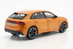 diecast miniatures Audi RS Q8 2020 1:18