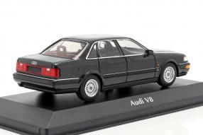 diecast miniatures Audi V8 1988 1:43