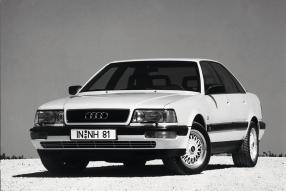 Audi V8 1988, copyright Foto: Audi AG