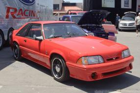 Ford Mustang Cobra 1993 / copyright Foto: InSapphoWeTrust