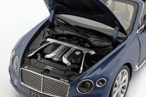 modelcars Bentley Continental GTC 2019 1:18