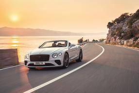 Bentley Continental GTC 2019, copyright Foto: Bentley Motors Ltd.