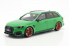 Abt Audi RS4+ Avant 2019 1:18
