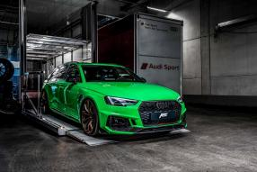 Abt Audi RS4+ Avant, copyright Fotos: Abt Sportsline GmbH