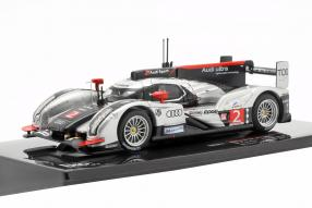 modellautos Audi R18 winner 24h Le Mans 2011 1:43