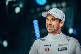 Neel Jani für Porsche in der Formel E / copyright Foto: Porsche AG