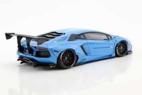 modelcars Lamborghini Aventador 2015 LB works Liberty Walk 1:18