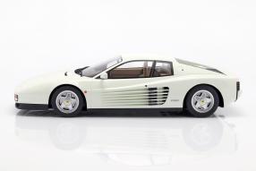 miniatures Ferrari Testarossa 1984 1:12