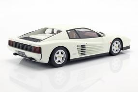modellautos Ferrari Testarossa 1984 1:12