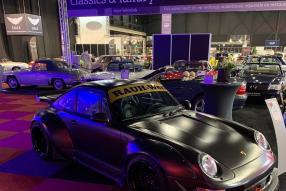 Porsche 911 993 Rauh Welt Begriff, InterClassics Maastricht 2020, copyright Foto: CK