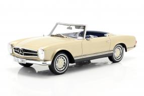 Mercedes-Benz 280 SL 1968 1:12