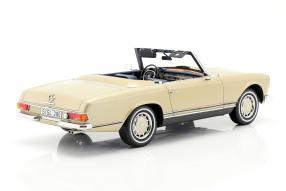 miniatures Mercedes-Benz 280 SL 1968 1:12