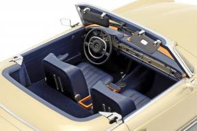 Mercedes-Benz 280 SL 1:12 aus Resine
