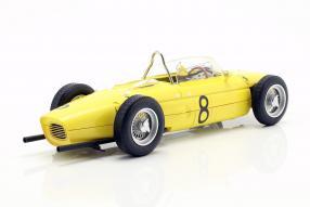 diecast miniatures Gendebien Ferrari 156 Sharknose 1:18 CMR