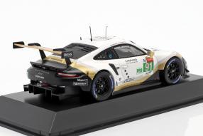 modelcars Porsche 911 RSR Markenweltmeister 2018/19 1:43