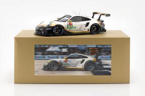 Porsche 911 RSR Markenweltmeister 2018/19 1:18